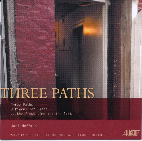 Buy Joel Hoffman: Three Paths From amazon