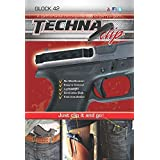 Techna Clip TECG42-BRL Gun Belt, Black