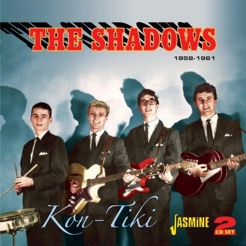 The Shadows - Kon-Tiki 1958-1961 [Original Recordings Remastered] 2cd Set - Zortam Music