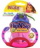 Nuby Flip N' Sip Cup - pink/purple, one size