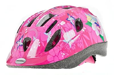 Raleigh 2012 Helmet Girls Pink Bike Helmet 48 - 54cm from Raleigh