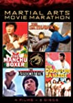 Martial Arts Movie Marathon