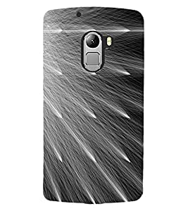 ColourCraft Abstract Design Back Case Cover for LENOVO VIBE K4 NOTE