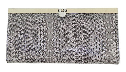 dorothy-perkins-grey-patent-crocodile-skin-effect-purse-with-clasp