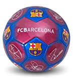 F.C Barcelona - Football (Signature)