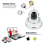 IP-Camera-UOKOO-720P-WiFi-Security-Camera-Internet-Surveillance-Camera-Built-in-Microphone-PanTilt-with-2-Way-AudioBaby-Video-Monitor-Nanny-Cam-Night-Vision-Wireless-IP-Webcam-C25