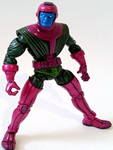 "Marvel Legends KANG 6"" inch toy review (Toy Biz) Fantastic Four action figure"