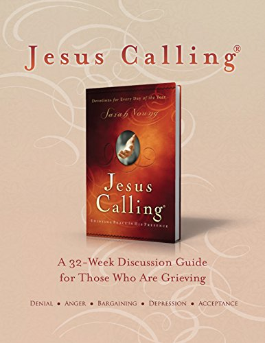 Jesus Calling Book Club Discussion Guide for Grief PDF
