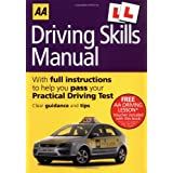 Driving Skills Manual (AA Driving Test Series) (AA Driving Test Series)by AA Publishing