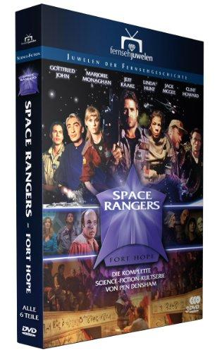 Space Rangers - Fort Hope - Die komplette Serie (Fernsehjuwelen) [3 DVDs]