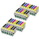 28 Kompatibel Tintenpatronen for Epson XP102 XP202 XP212 XP215 XP205 XP225 XP302 XP305 XP312 XP315 XP322 XP325 XP402 XP412 XP415 XP405 XP422 XP425