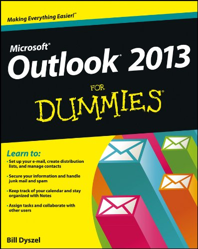 outlook-2013-for-dummies