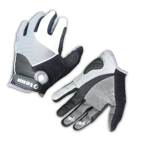 Buy Low Price Tenn Ladies Vibe Full Finger Off Road Cycling Gloves (B006GQTQB6)
