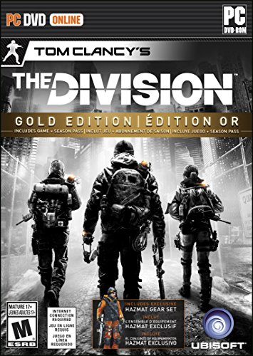 Tom Clancy's The Division (Gold Edition) - PC Game