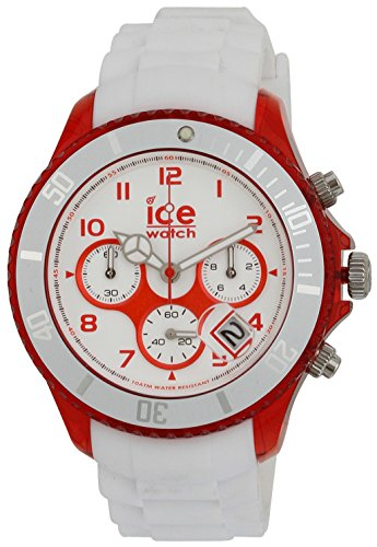 Ice Watch - CH.WRD.BB.S.13 - Ice-Chrono-Party - Big Big Ø 53 mm - bloody mary