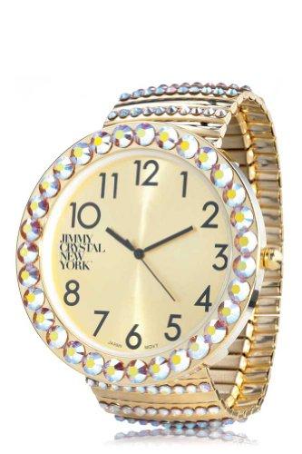Jimmy Crystal New York Women's Sparkle Watch (Jimmy Crystal New York compare prices)