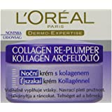 L'Oreal Wrinkle De-Crease Collagen Re-Plumper Night Cream 50ml