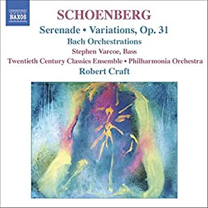 Serenade Variations Op 31