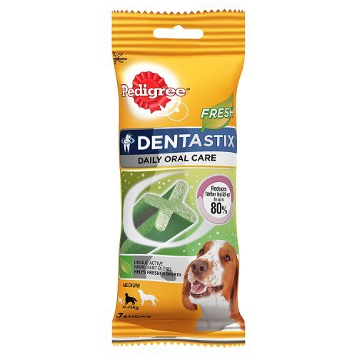 Pedigree Dentastix Fresh Medium 7 Snacks