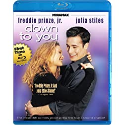 Down To Tou [Blu-ray]