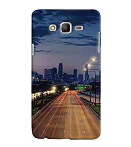 GoTrendy Back Cover for Samsung Galaxy J3