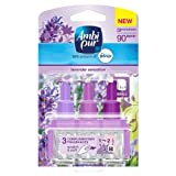 Ambi Pur 3Volution Refill Lavender Sensation 20ml (2 Packs)
