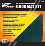 6PC Interlocking Cushion Floor Mat Set