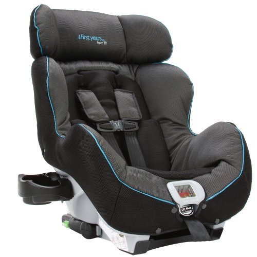 the first years true fit recline convertible car seat urban life. Black Bedroom Furniture Sets. Home Design Ideas