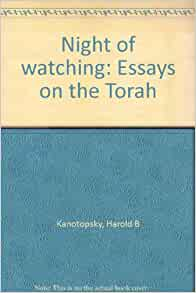 essay on the torah The torah and why it's important to jews the torah is the holy book of the jews it is part of the tenak and has five books, this is known as the pentateuh.