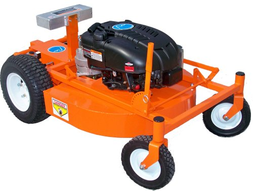 Hybrid Remote Control Mower S Class image