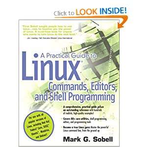 A Practical Guide to Linux - Mark G. Sobell
