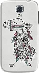 galaxy s4 back case cover ,Llama Boho Designer galaxy s4 hard back case cover. Slim light weight polycarbonate case with [ 3 Years WARRANTY ] Protects from scratch and Bumps & Drops.