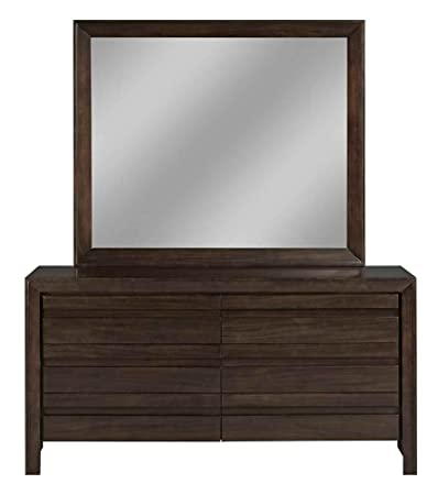Modus Furniture International Element Dresser, Chocolate Brown