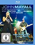 John Mayall & The Bluesbreakers and Friends - 70th Birthday Concert [Blu-ray]