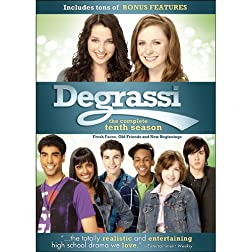 Degrassi: The Complete Season 10