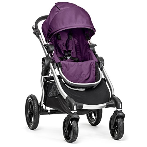 Baby Jogger City Select Stroller In Amethyst - 1