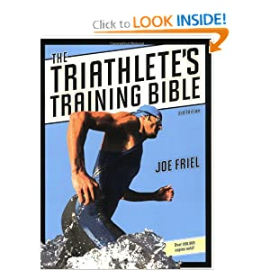 Triathletes Training Bible Contest Winner