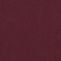 French Terry Colors Maroon Fabric By The YD by Press Textiles