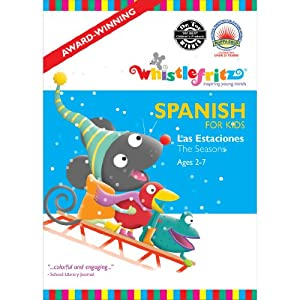Spanish for Kids: Las Estaciones - The Seasons