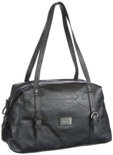 Gabor Tilda Handbag Womens Black Schwarz (schwarz 60) Size: 37x22x14 cm (B x H x T)