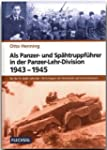 Als Panzer- und Sphtruppfhrer in de...