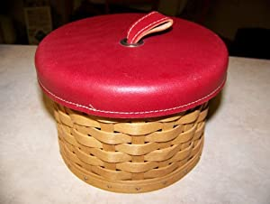 Amazon.com: LONGABERGER Mom's Essentials Basket Mothers