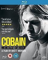 Cobain: Montage of Heck [Blu-ray] [2015] [Region Free]