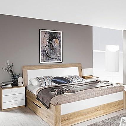 Bett RINOA221 Liegeflche whlbar 160 x 200cm