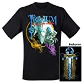 Merchandise - Trivium - T-Shirt Nemesis Tour 2007 (in XL) von Trivium