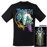 Merchandise - Trivium - T-Shirt Nemesis Tour 2007 (in L) von Trivium