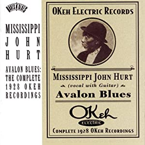 Avalon Blues : Complete 1928 Okeh Recordings