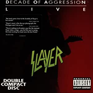 Decade Of Agression 'Live' (2 Cd)