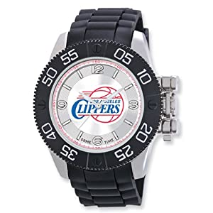 Mens NBA Los Angeles Clippers Beast Watch by Jewelry Adviser Nba Watches