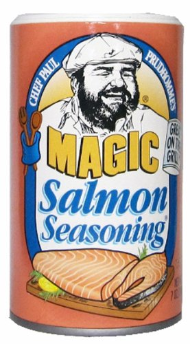 Chef Paul Prudhomme's Magic Seasoning Blends Salmon -- 7 oz